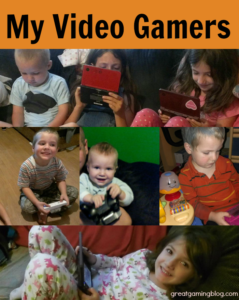 My Video Gamers