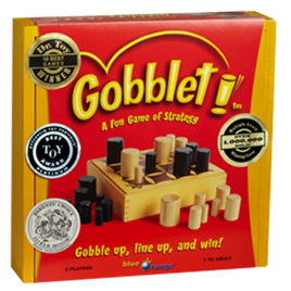 Strategists Will Love Gobblet
