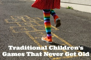 Traditional Children's Games That Never Get Old