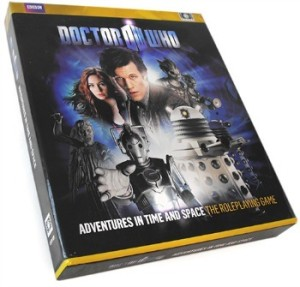 Doctor Who: The Role Playing Game