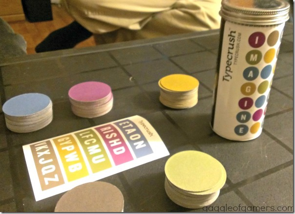 Typecrush - the game with only ONE rule  Gaggle of Gamers