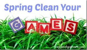 Spring Clean Your Games