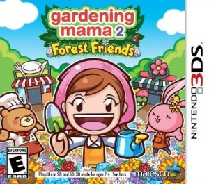 Gardening Mama 2: Forest Friends for 3DS