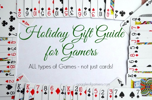 Holiday Gift Guide for Gamers