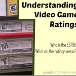 Understanding Video Game Ratings - Gaggle of Gamers