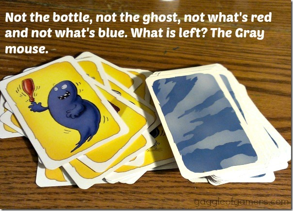 Geistes Blitz - Ghost Blitz - a fun game of thinking and acting quickly