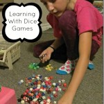 Learning With Dice Games