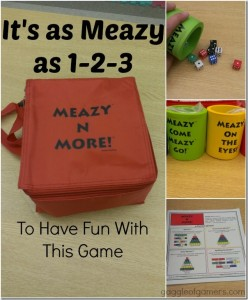 Meazy N More Dice Game