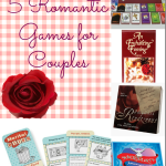 5 Romantic Games for Couples