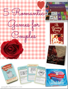 5 Romantic Board Games For Couples