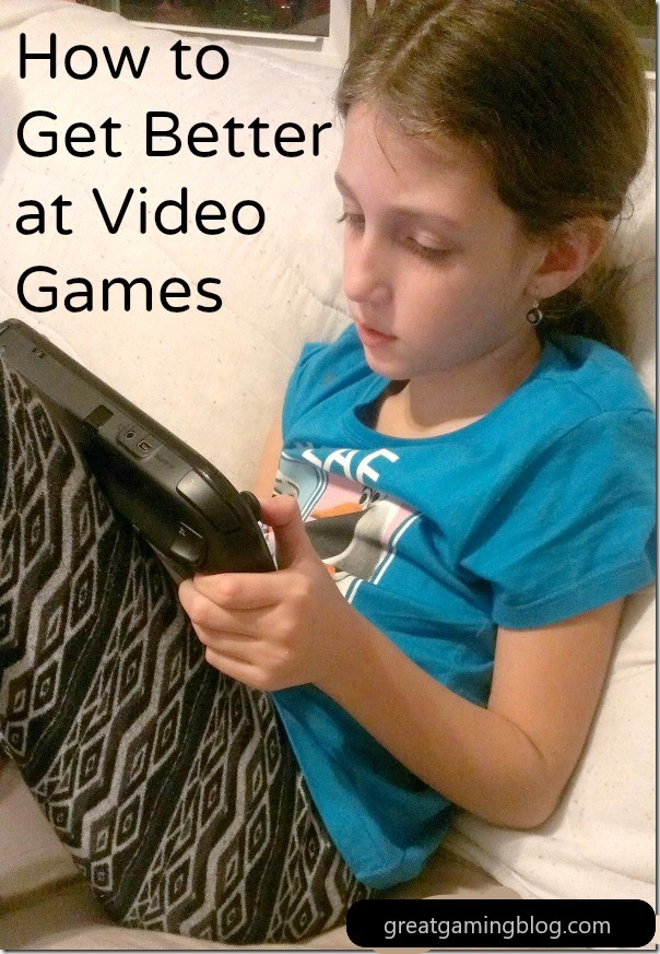How to Get Better at Video Games