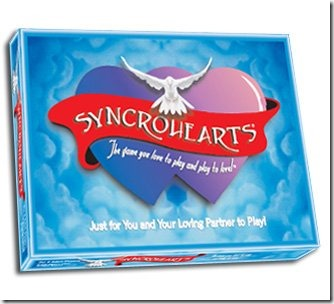 Romantic Board Games for Couples: Syncrohearts