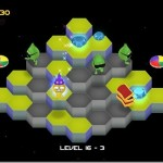 Q*bert Rebooted on Playstation
