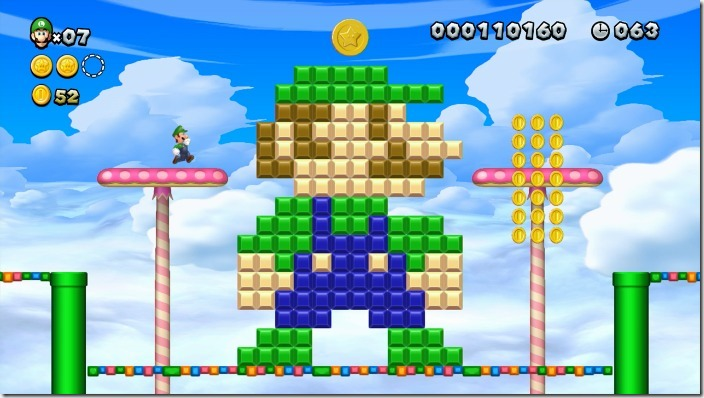 New Super Luigi Bros U