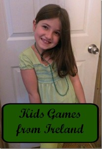 Kids Games from Ireland #EntertainmentHOP