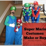 Super Mario Costumes: Make or Buy