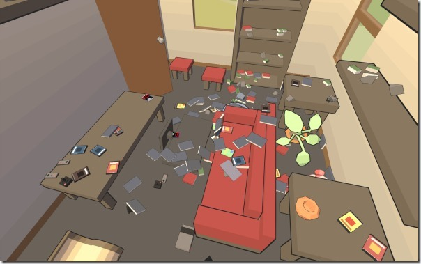 Catlateral Damage Game