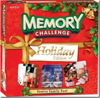 Memory - Holiday Edition