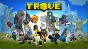 Trove Free MMO Online Game