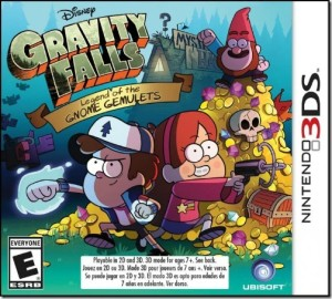 Gravity Falls Nintendo 3DS