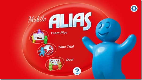 Alias Game App