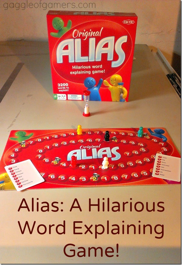 Alias Game: Hilarious Word Explaining Game