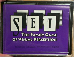 Set: A Game of Visual Perception