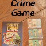 Three of a Crime Game Review