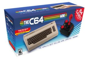 Introducing THEC64® Mini #retrogaming